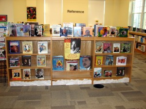 MLK library display