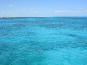 ferry to Isla Mujeres