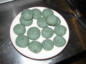 cookie non-balls