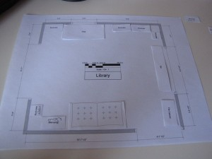 floorplans for library