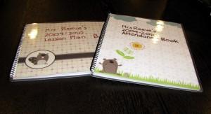 plan books