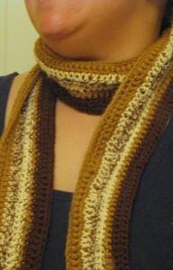 preppy scarf