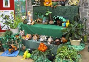 rainforest pumpkins