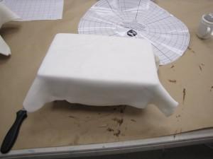 fondant box