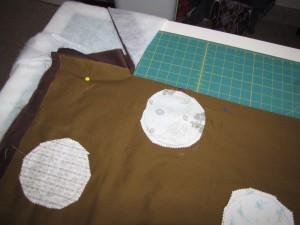 squaring up circle quilt