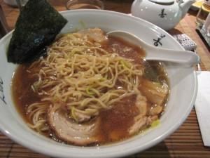 choscu shoyu noodle bowl