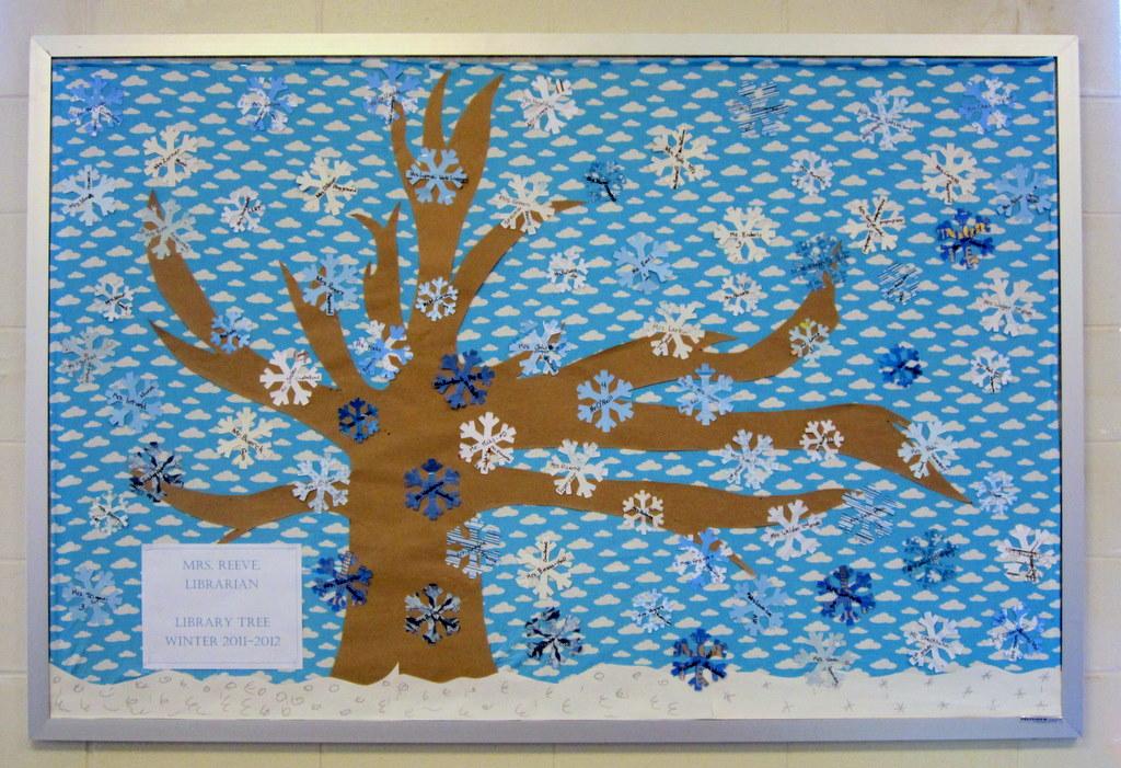Library Tree Jackie Reeve