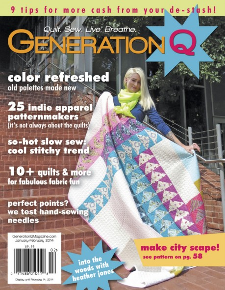 Generation Q Jan/Feb 2014