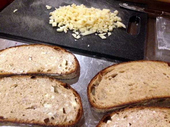Smitten Kitchen grilled cheese 3