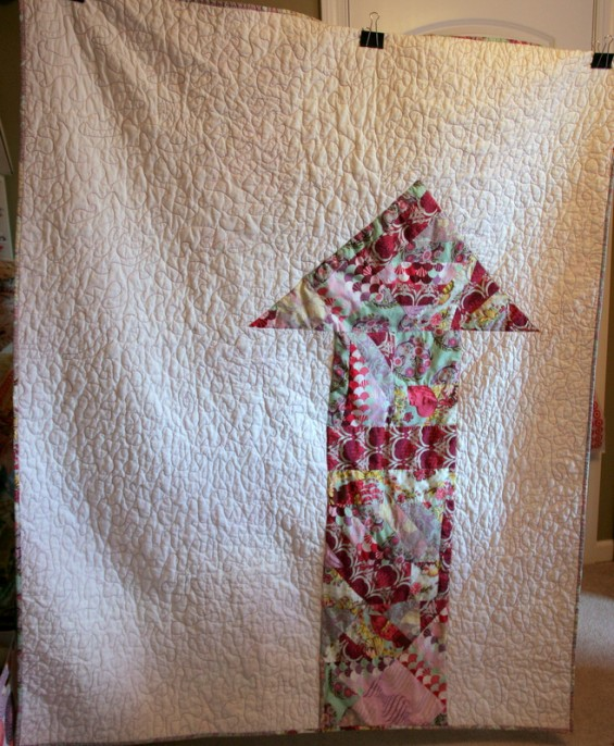 Parisville Arrow Quilt