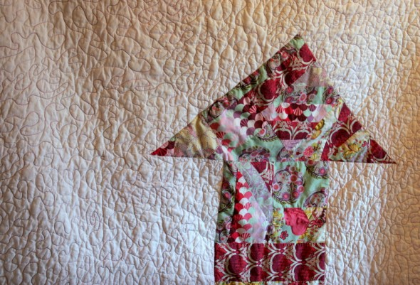 Parisville Arrow Quilt 2