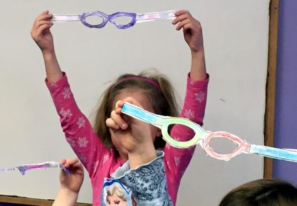pre-k goggles