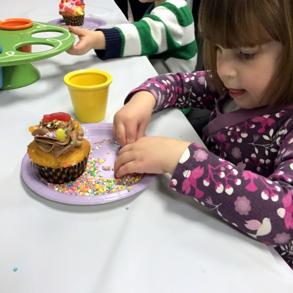 hannah's 3rd birthday party 4