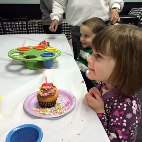 hannah's 3rd birthday party 5