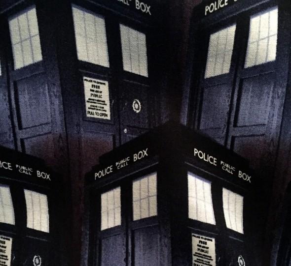 doctor who fabrics