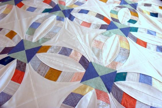 maggie's quilt top
