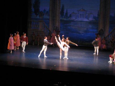 first ballet 3