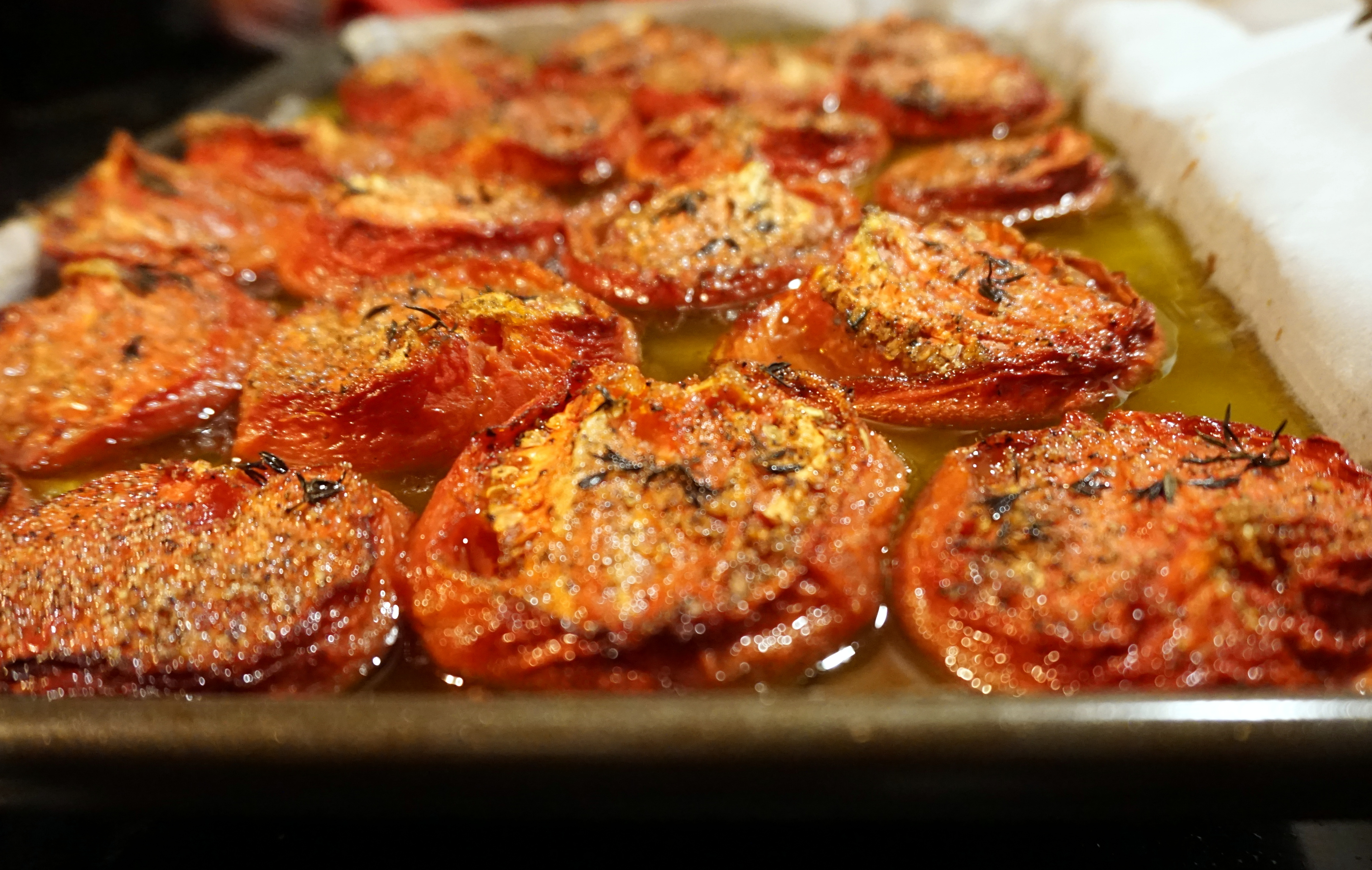 Tomato Confit Jackie Reeve