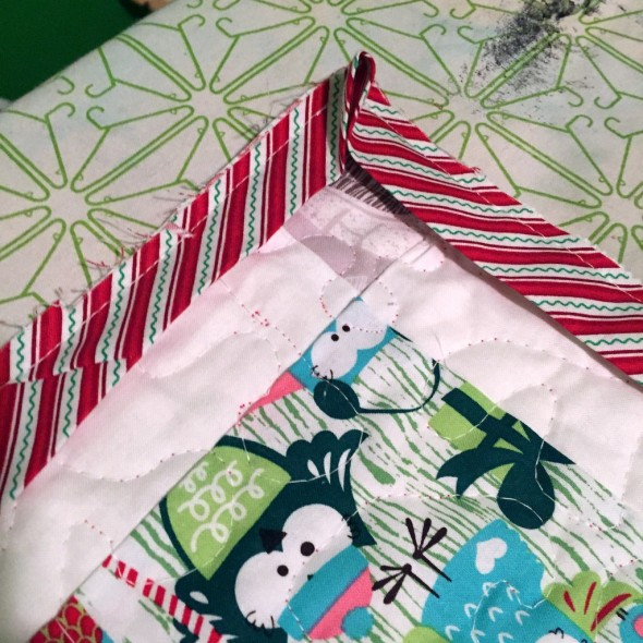 christmas quilt 4